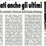 Articolo della Voce di Mantova del 1 giugno 2015 dedicato alla presentazione del Premio Marketing 2016