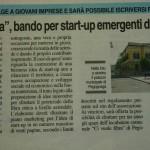 Articolo della Voce di Mantova del 16 giugno dedicato al Premio Marketing 2016