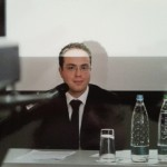 Stefano Alberini presso i Salotti di Comunicazione a Mantova nel 2009