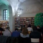 Gianluca Lisi e Stefano Alberini durante la presentazione