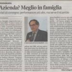 Articolo della Gazzetta di Mantova del 23 aprile 2016 dedicato al Seminario presso il Centro Tecnologico Arti e Mestieri
