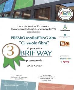 Attestato BriWay