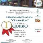 Attestato Quibio
